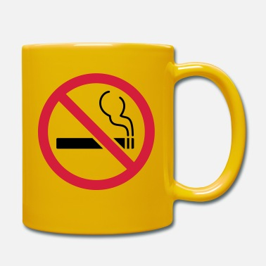 Smoking No smoking No smoking - Mug