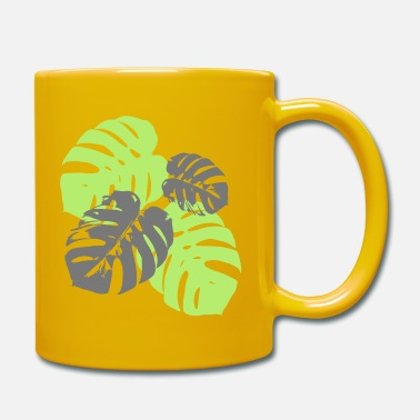 Monstera - Tasse