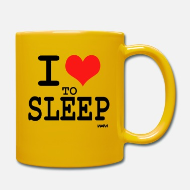 Sleep In sleep - Mug