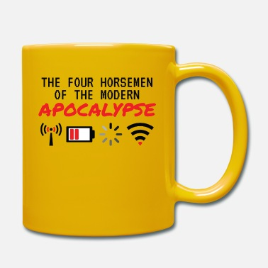 The Four Horsemen Of The Modern Apocalypse The Four Horsemen Of The Modern Apocalypse - Tasse