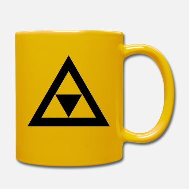 Triangle Triangle in the triangle - Mug