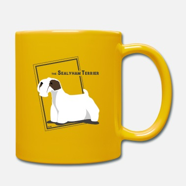 Ixco the Sealyham Terrier by IxCÖ - Mug