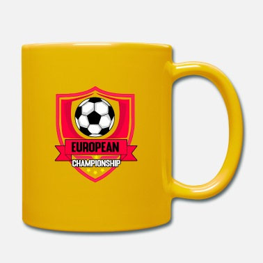 Championnat Deurope De Football Championnats d'Europe de football - Mug