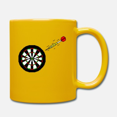 Dart Dart To Board - Tasse