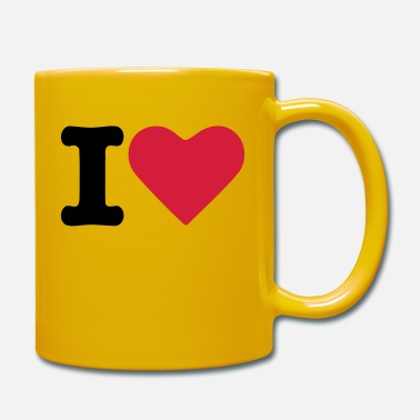 Tlc Heart Love - Mug
