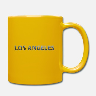 Los Angeles Los angeles - Taza de un color