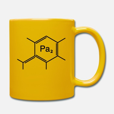 Junior Superdad Father chemical papa - Mug