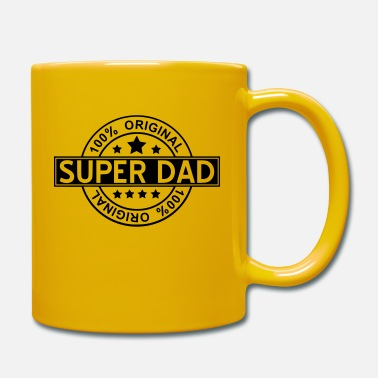 Super super dad - Tasse