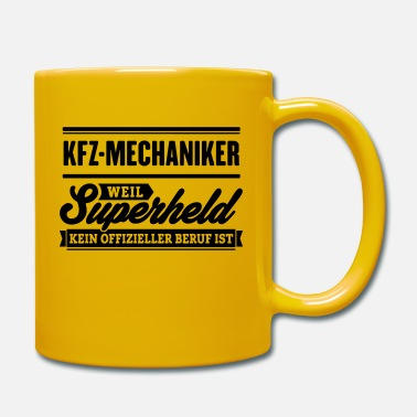 Kfz Mechaniker Superheld KfZ-Mechaniker - Tasse