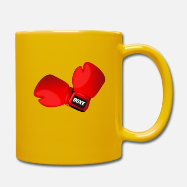 Boxing Gloves Red boxing gloves boxing gloves - Mug