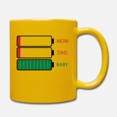 Energy parents baby - Mug