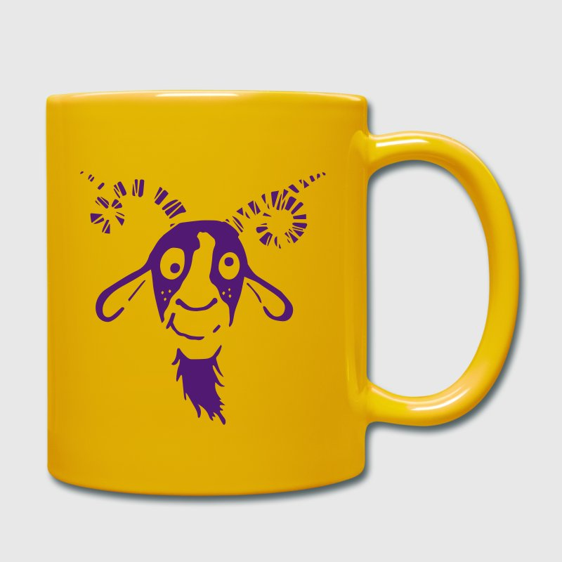 Funny Goat - Full Colour Mug