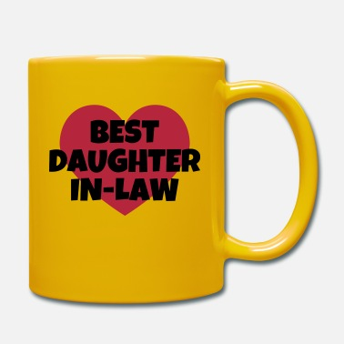 Son Daughter-in-law / Daughter in law Marriage Family - Mug