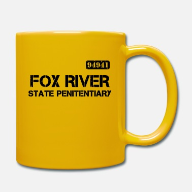 Break Fox River State Penitentiary Prison Break T-shirt - Mug