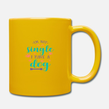 Fluffy Cute Dog Lover - Mug