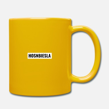 Dialect Hosnbiesla - funny Bavarian saying - Mug