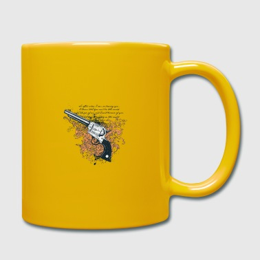 Revolver revolver - Full Colour Mug