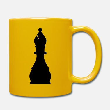 Bishop chess bishop - Mug
