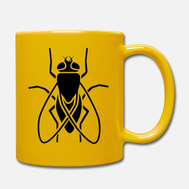 Fly-insect Insect - fly - Mug