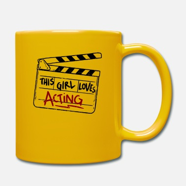 Opera This Girl Like Acting, Broadway Theater - Mug