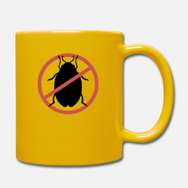 Travel Bug No Bed Bugs | Bed bugs banned bed bug travel - Mug