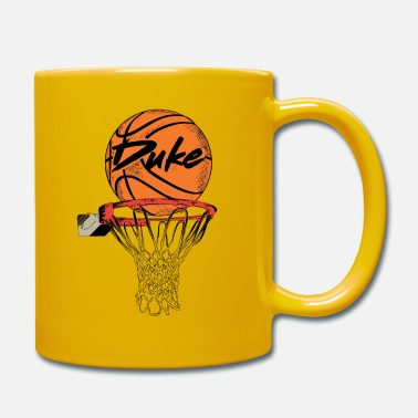 Dukes Basketball Duke - Tasse