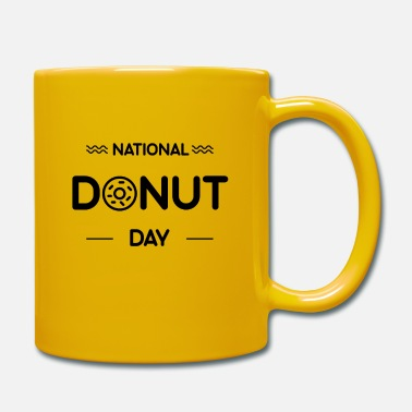 Baker Men Women Kid National Donut Day Cute Donut Lover - Mug