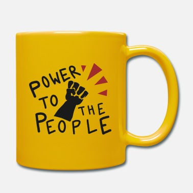 Power Power to the people - Tasse