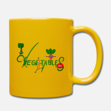 Vegetable Vegetables - vegetables - Mug