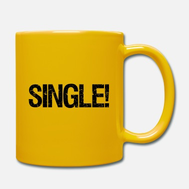 Single Single! - Full Colour Mug