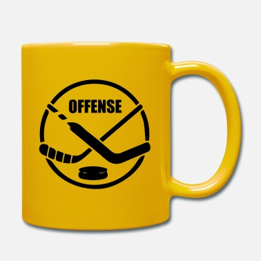 Infraction Infraction de hockey - Mug