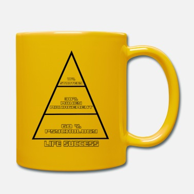 Philosophy Life success - Mug