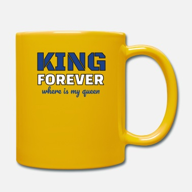 King King and queen - Mug