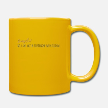 Single SINGLE? - Full Colour Mug