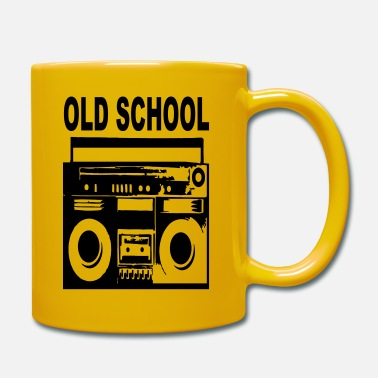 Old School old school - Tasse