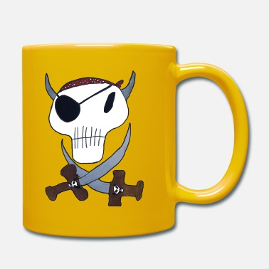 Pirate Cloth Priate clothing - Mug
