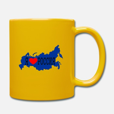 Russia Russia / Russia - Full Colour Mug