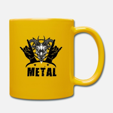 Metal Toy metal music - Mug