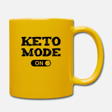 Keto-modus op ketogene voeding Fitness Low Carb - Mok