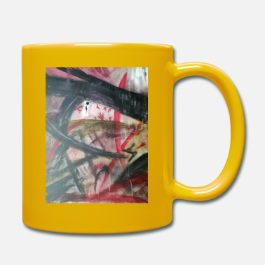 Screen Abstract art - Mug