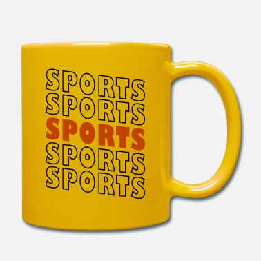 Athletic The sport for athletes athletes and athletic - Mug