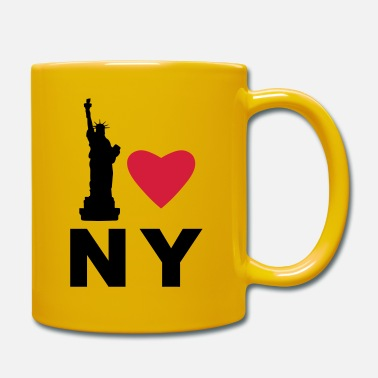 York I love New York - Tazza