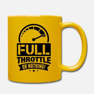 Gaz full_throttle_or_nothing_di1 - Mug