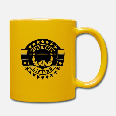 Pain Powerlifting Bodybuilding Weightlifting Tea - Mug