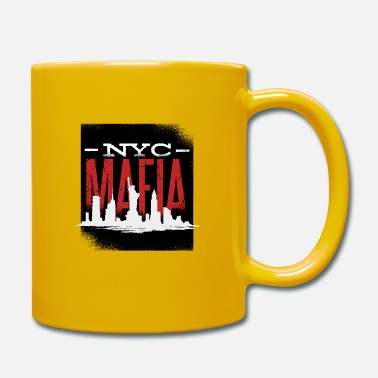 NYC Mafia Gangsters gangs de la mafia de New York City - Mug