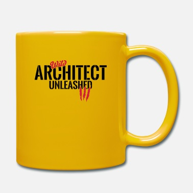 Wild Unleashed wild architect - Mug