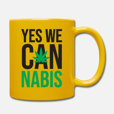 Yes We Can Yes We Can Nabis - Mug