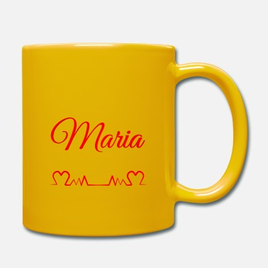 Birth Name maria, first name, girl, birth name - Mug