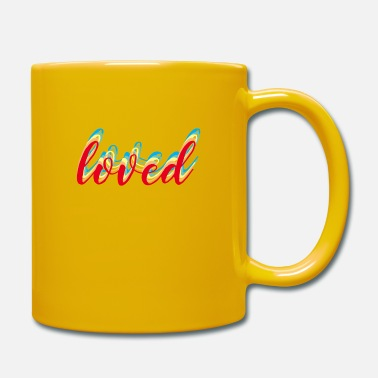 Prayer Loved - Christian - Mug