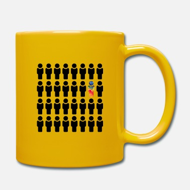 Different Be different, be different - Mug